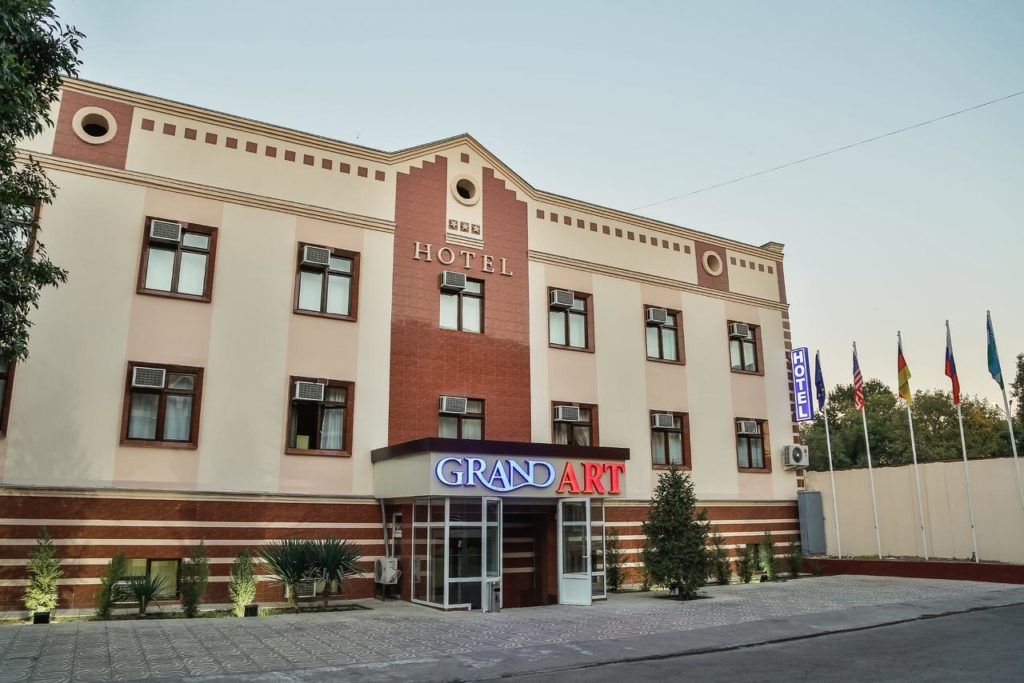 Отель «Grand Art» в Ташкенте