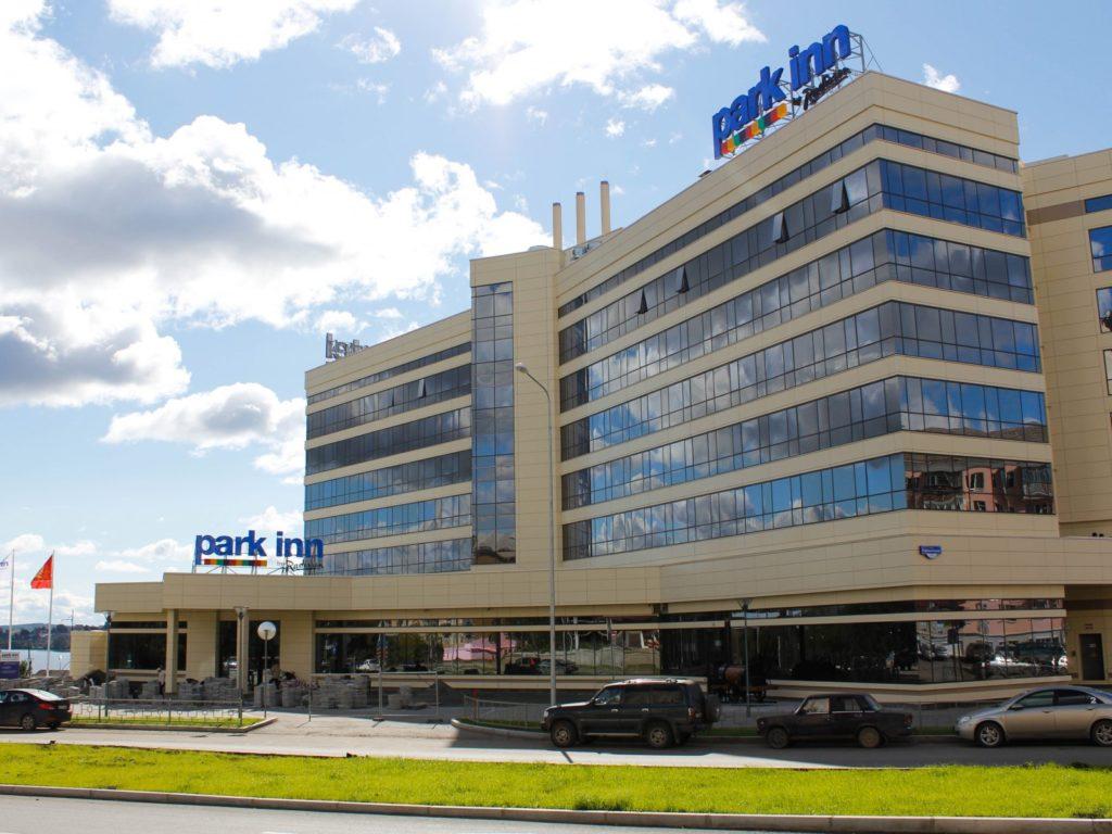 """Отель """"Park Inn"""" в Нижнем Тагиле"""