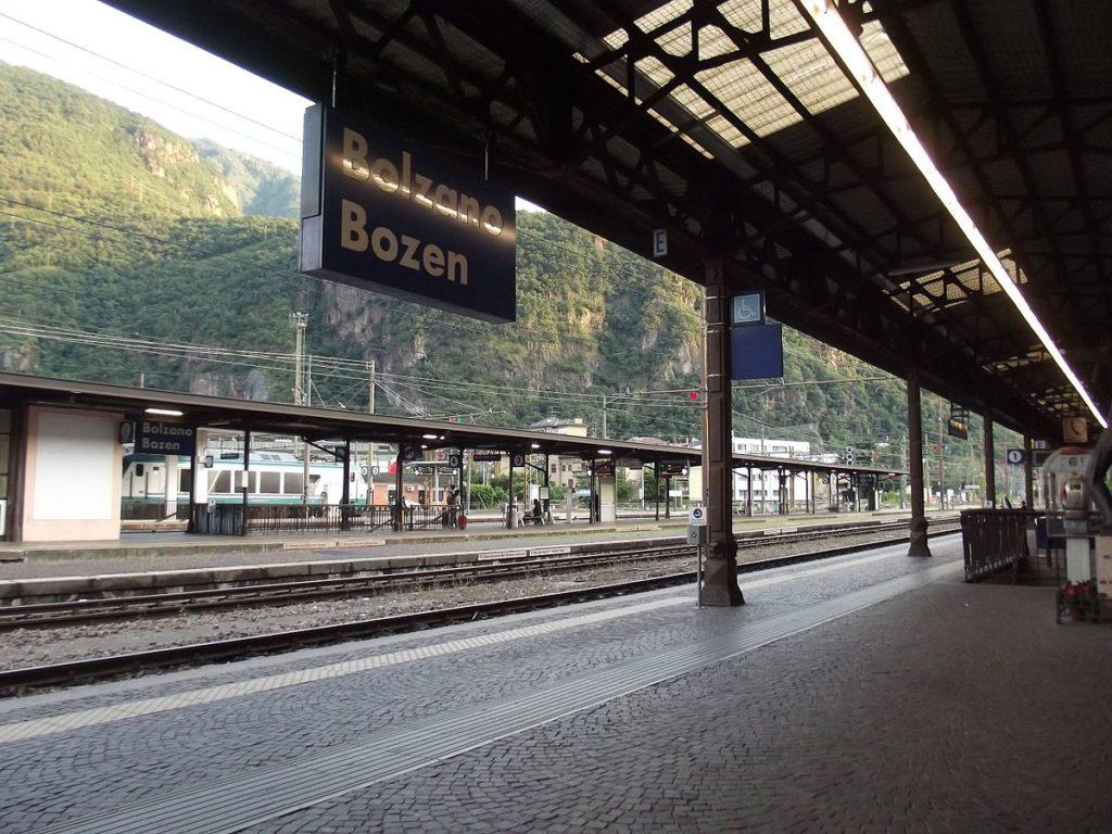 Вокзал Больцано