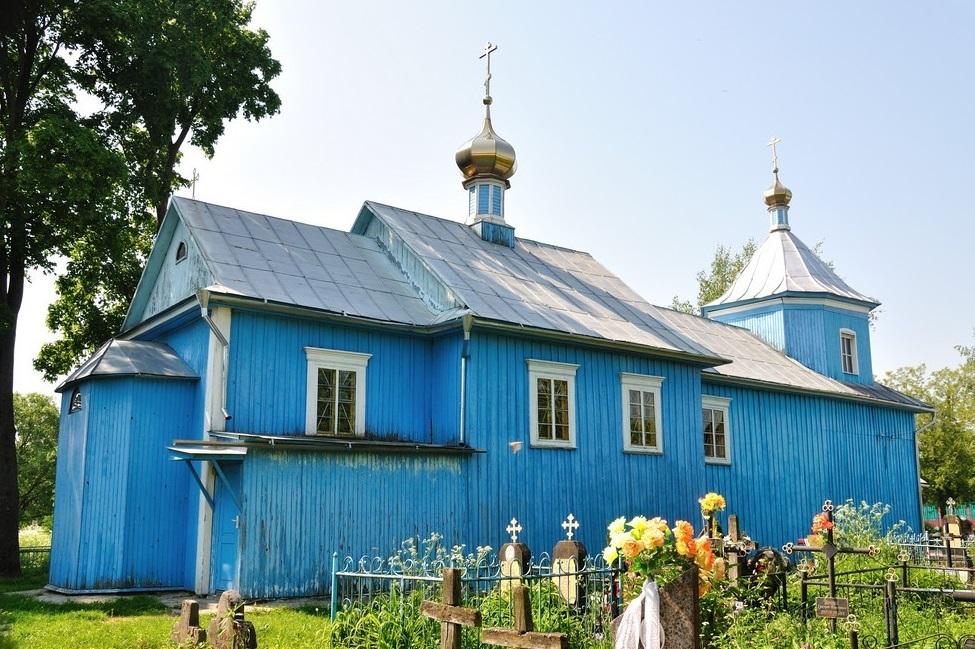 Церковь Всех Святых в Турове