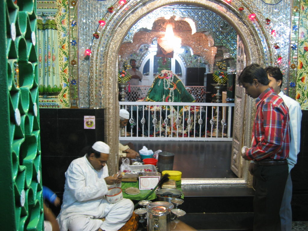 Гробница Таваккал Мастана в Бангалоре