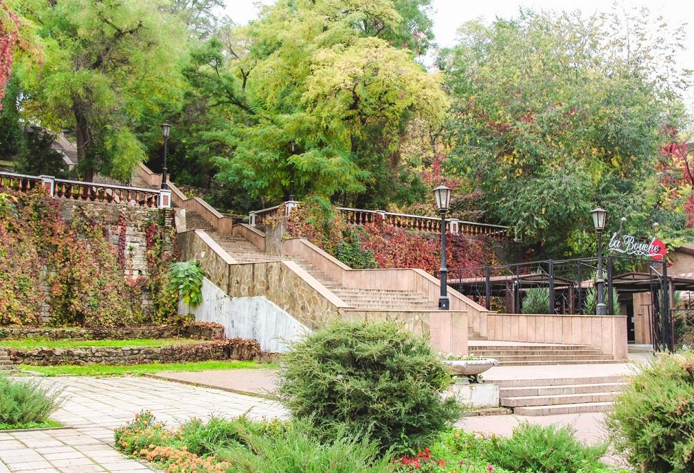 Каменная лестница Таганрога