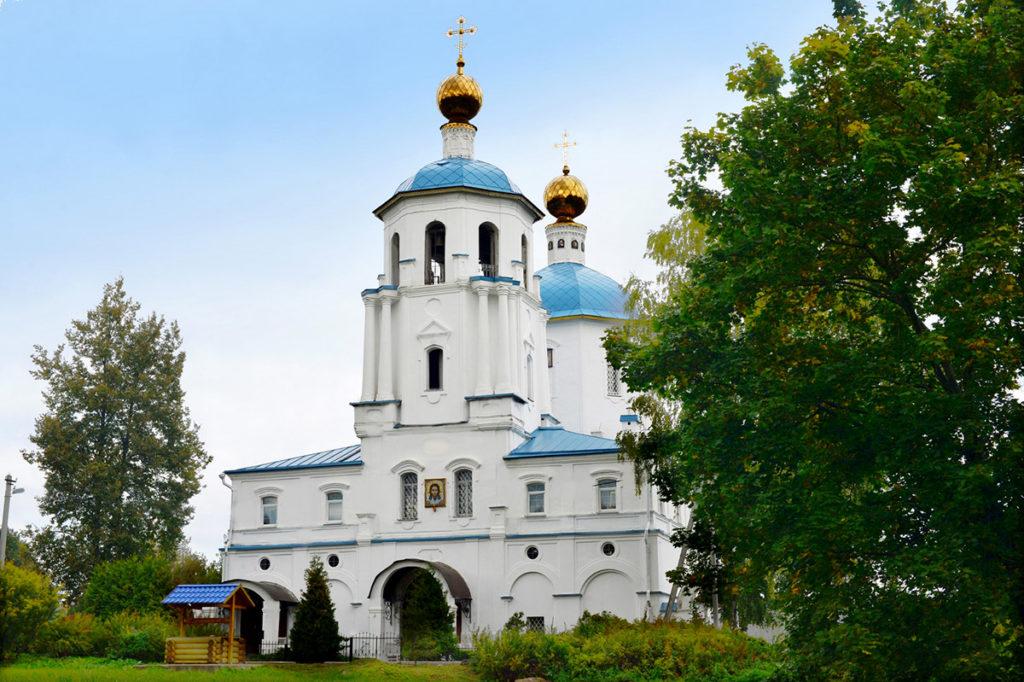 Спасская церковь Солнечногорска