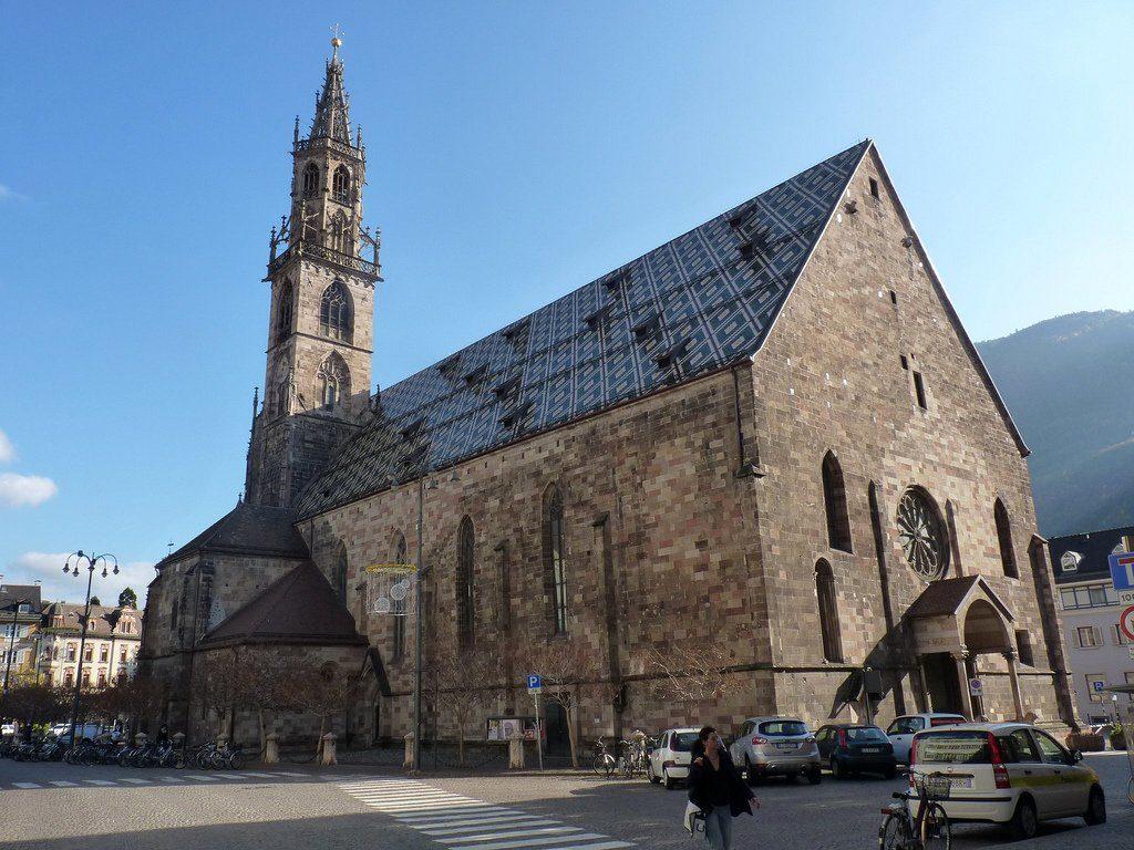 Кафедральный Собор Санта Мария Ассунта в Больцано