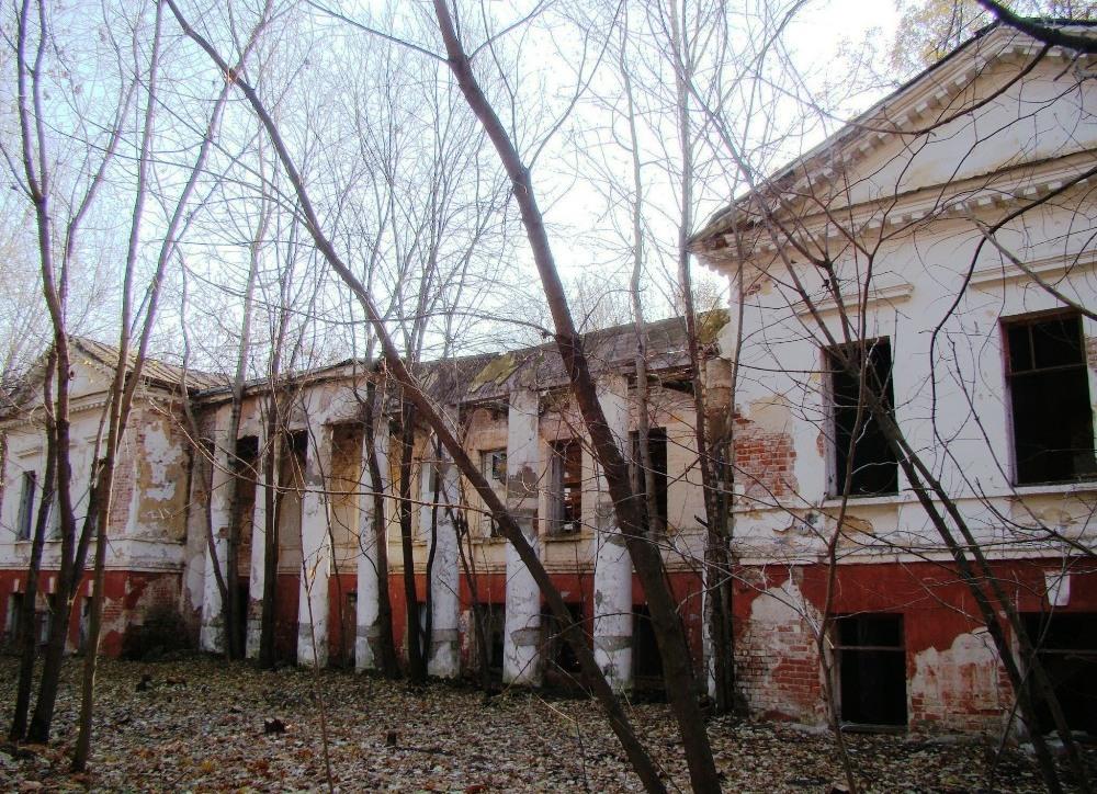 Усадьба Денежниково в Раменском районе