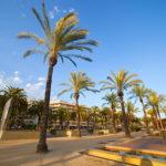 Город Салоу в Испании