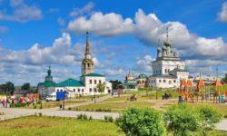 Соликамск: удивительные места соляной столицы России