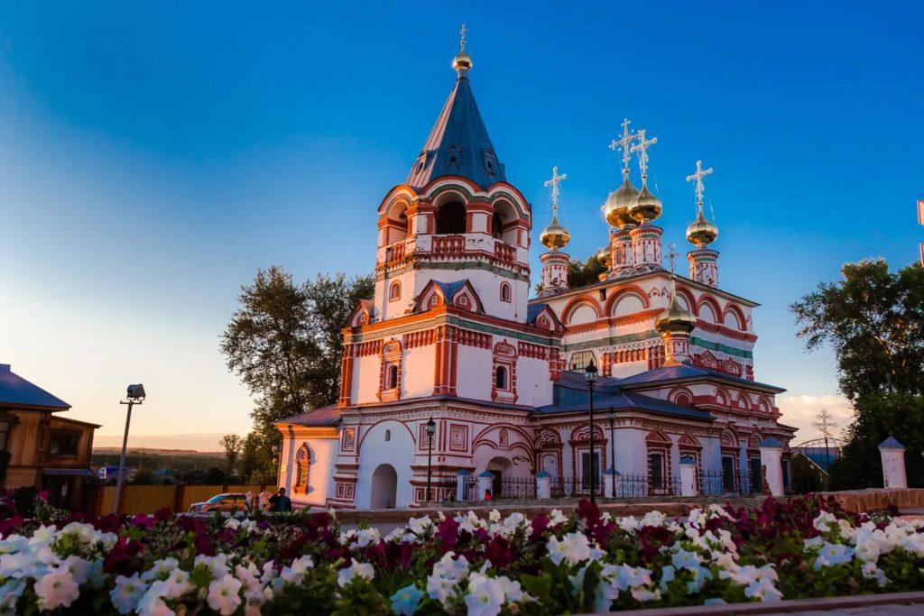 Богоявленский собор Соликамска