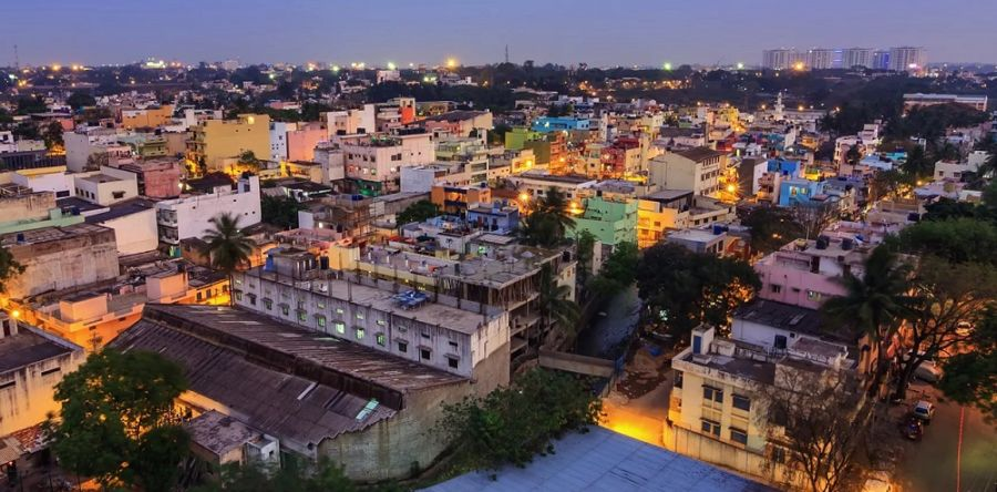 Ошеломляющий Бангалор