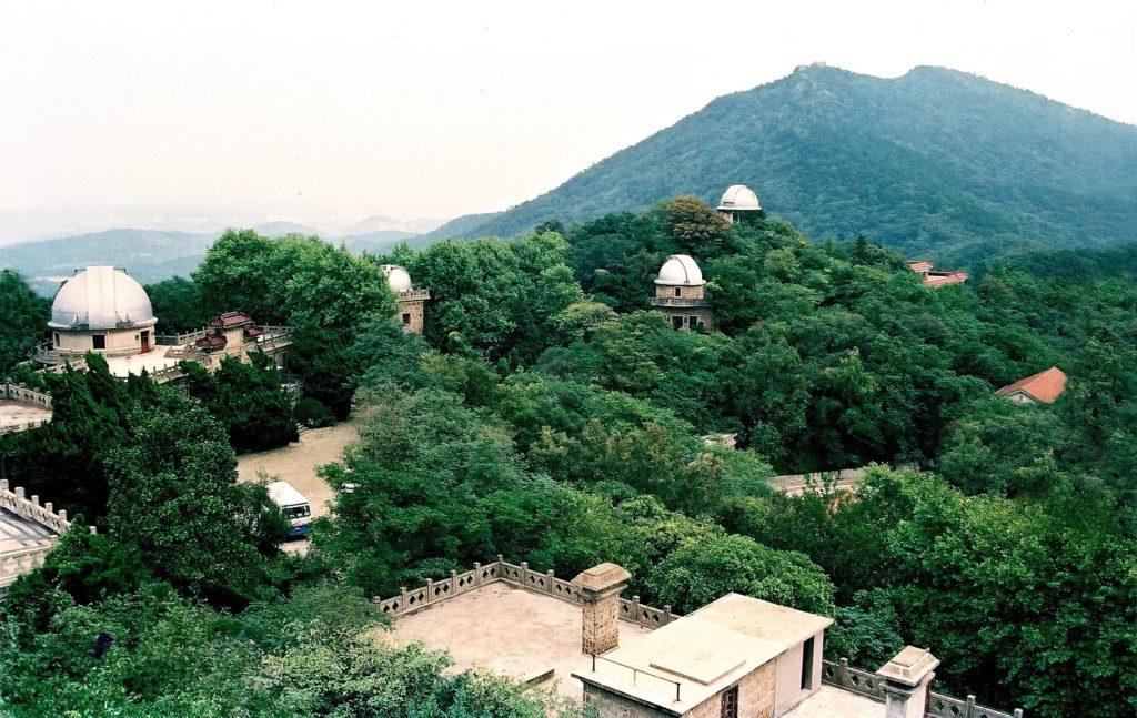 Обсерватория Цзыцзиньшань в Нанкине