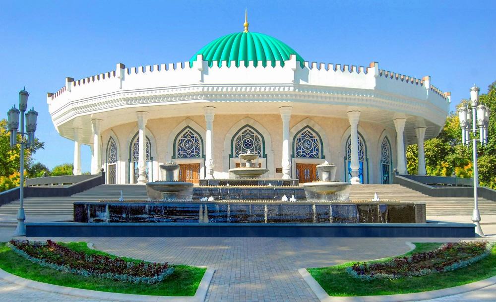 Музей Тимуридов в Ташкенте