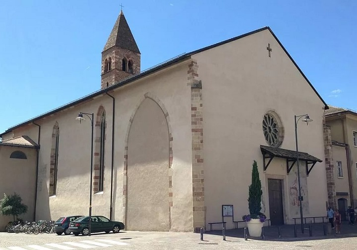 Доминиканская церковь Больцано