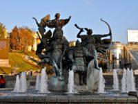 Киев: знаменитые места города