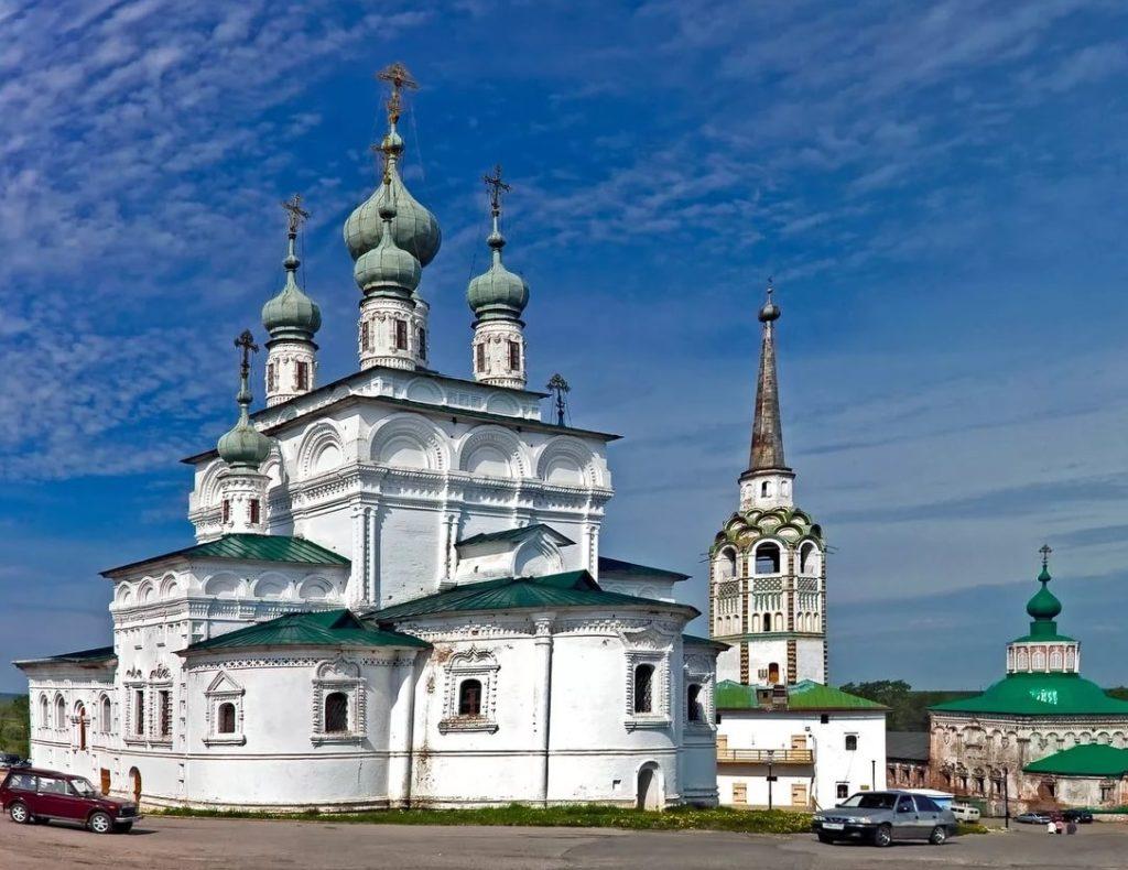 Свято-Троицкий Собор Соликамска