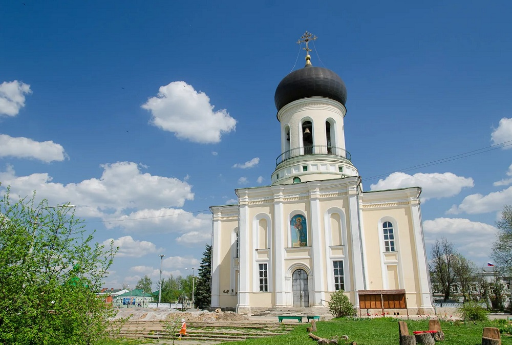 Никольский собор Наро-Фоминска