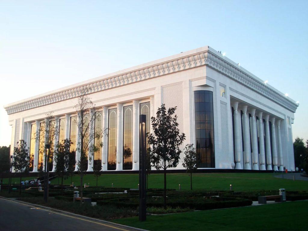 Дворец Форумов в Ташкенте