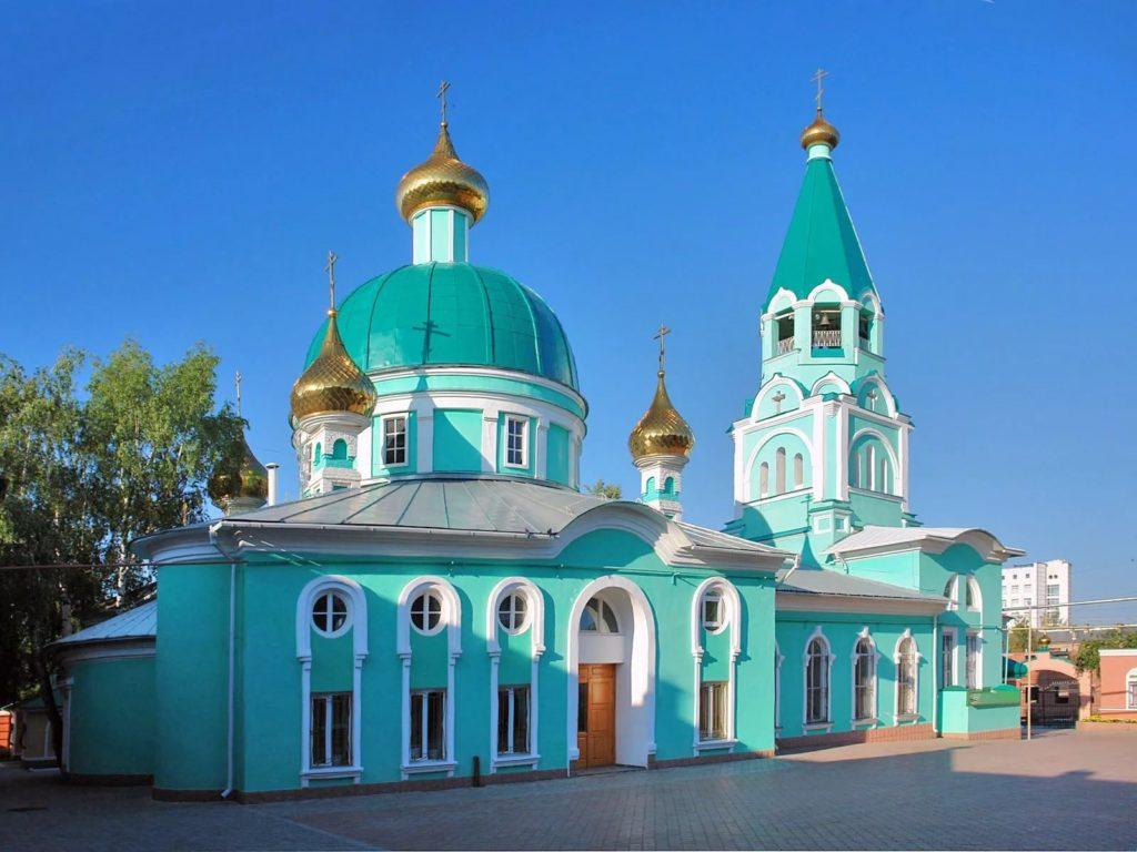 Кафедральный Свято-Троицкий собор Ижевска