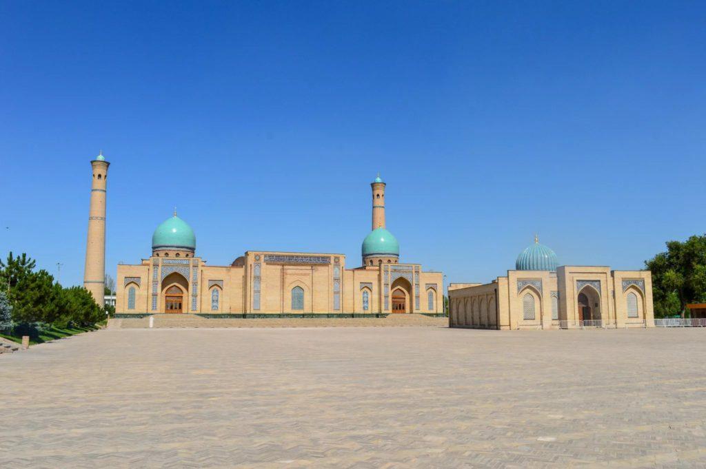 Мечеть Тилля Шейха в Ташкенте