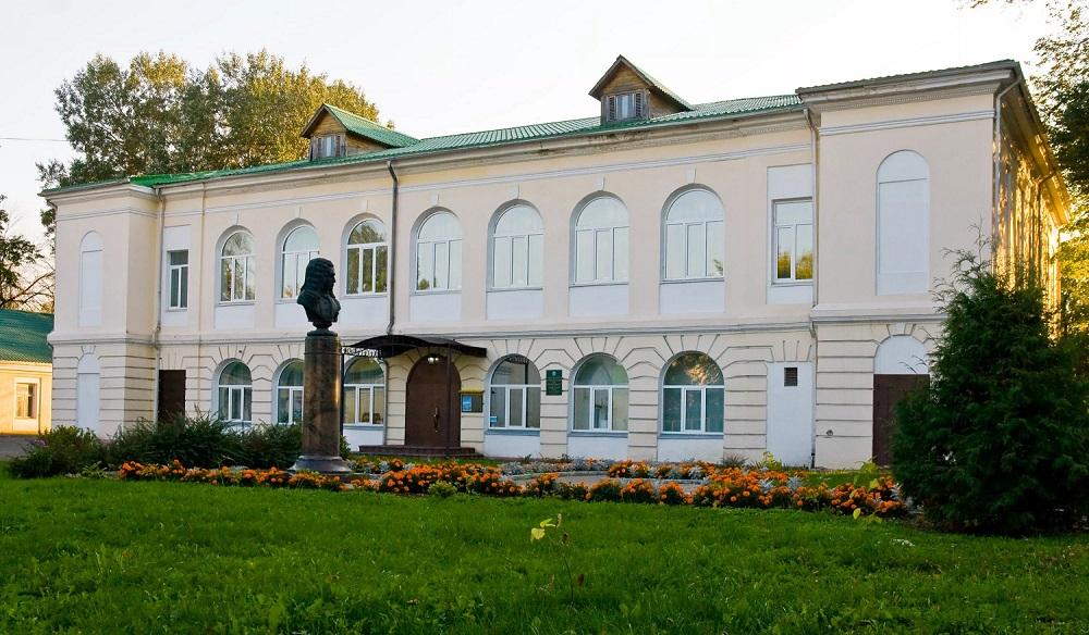 Путевой дворец Солнечногорска