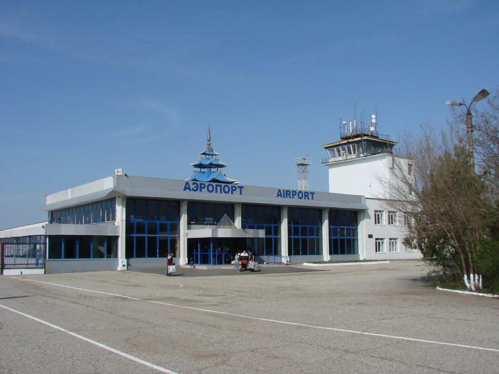 Аэропорт Элисты