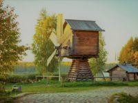 Верхние Мандроги: деревня в исконно русском стиле