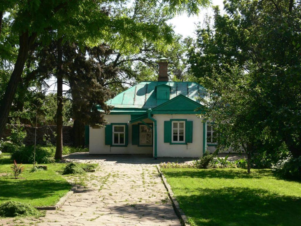 Дом-музей А.П. Чехова в Таганроге