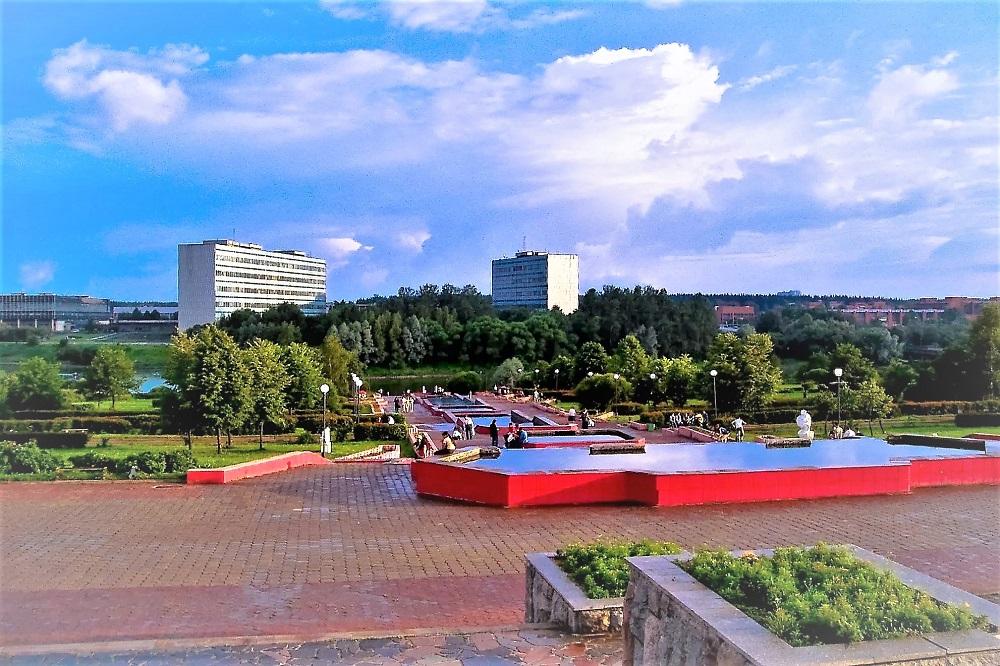 Парк Победы в Зеленограде