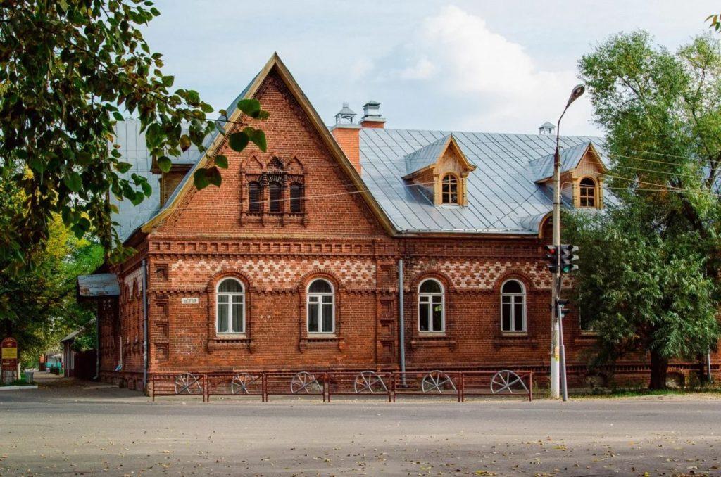 Историко-художественный музей в Гусь-Хрустальном