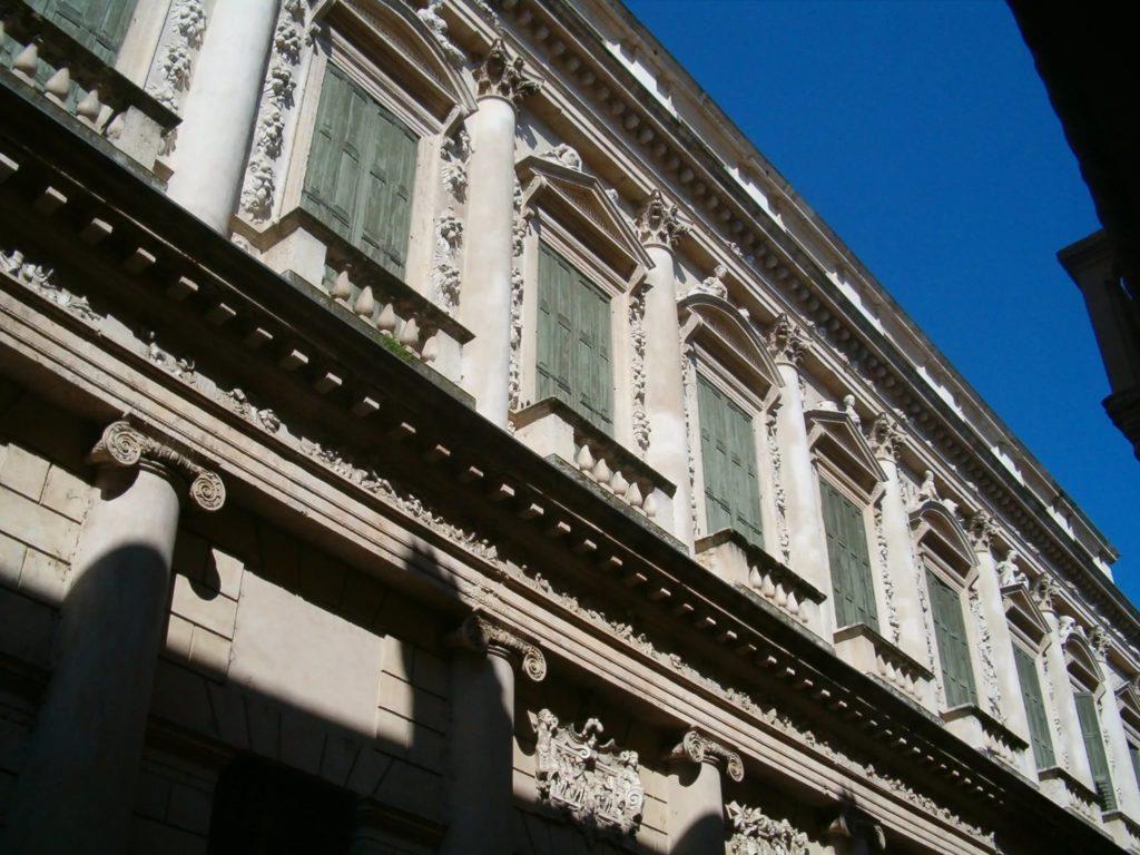 Дворец Барбаран да Порто в Виченце