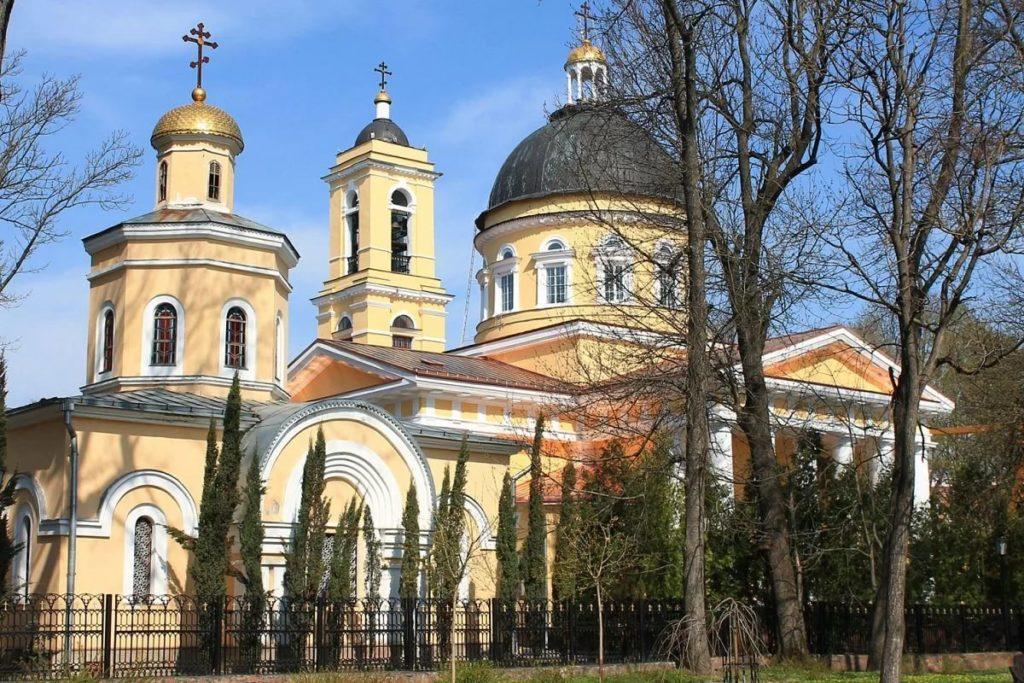 Петропавловский собор Гомеля