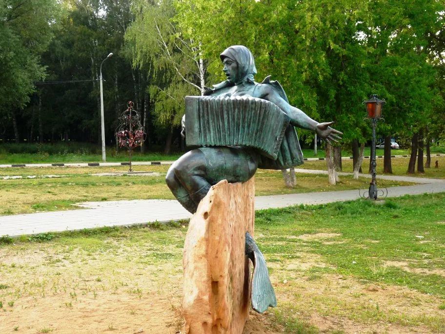 Городской парк Солнечногорска