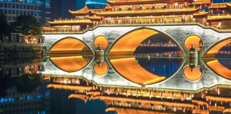 Чэнду: путь из древности в современность