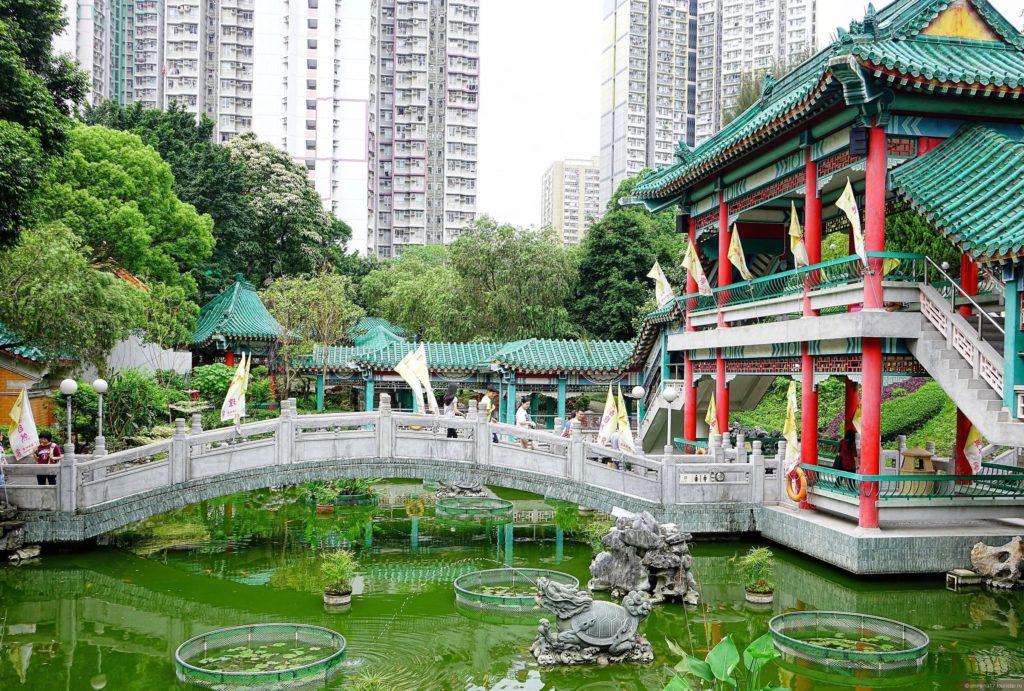 Храмовый комплекс Вонг Тай Син в Гонконге