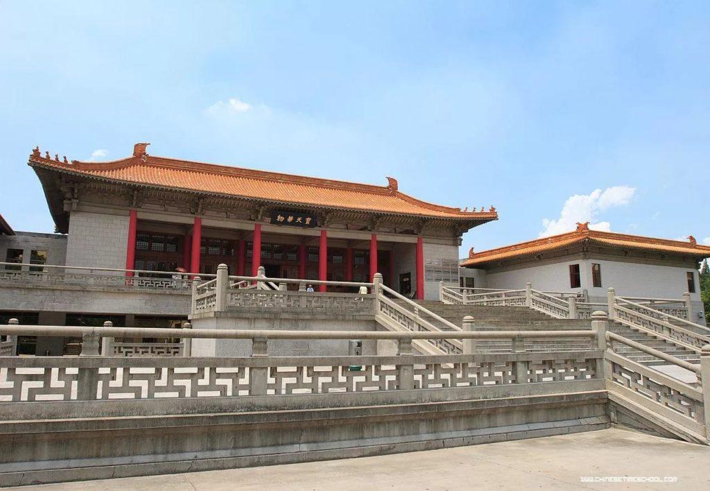 Нанкинский музей, Китай
