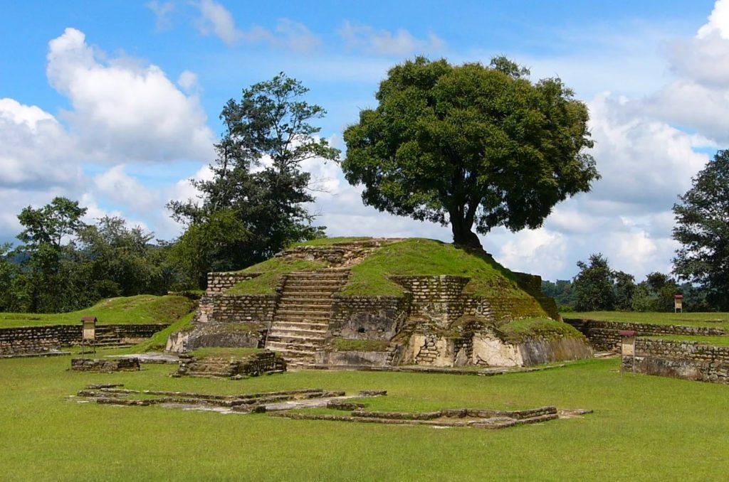 Археологический комплекс Ишимче в Гватемале