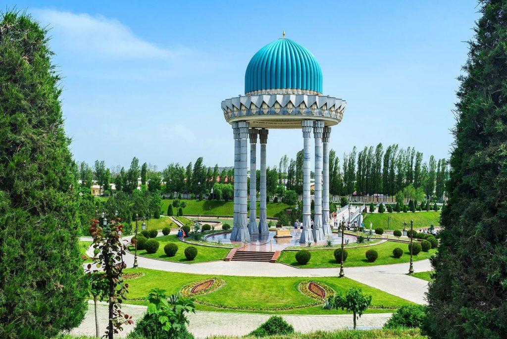 Город Ташкент в Узбекистане