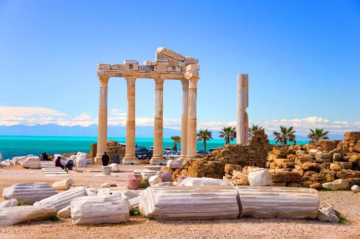 Сиде: энергетика античности, пробуждающая интерес к древней истории