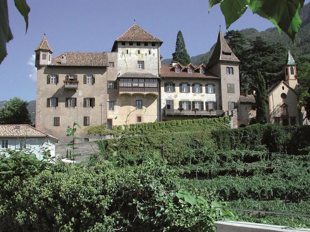 Замок Сан-Антонио в Больцано