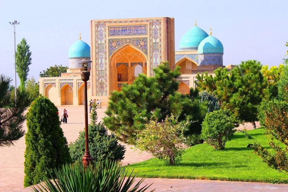 Медресе Барак-Хана в Ташкенте