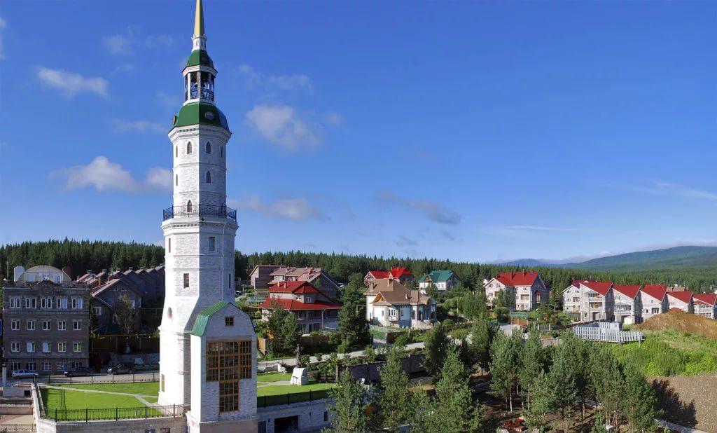 Башня-колокольня Иоанна Златоуста, г. Златоуст