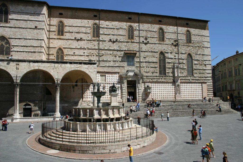 Собор Сан-Лоренцо в Перудже
