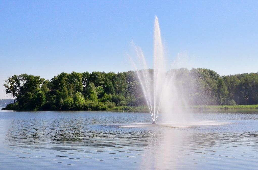 Сенежское озеро в Солнечногорске