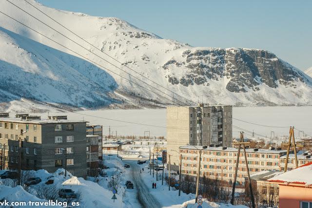 Кировск: потрясающая природа северного края