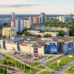 Город Набережные Челны в Татарстане