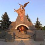 Город Луганск на Украине