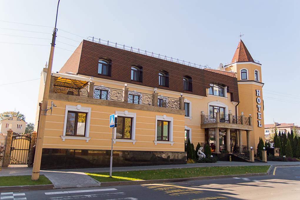 """Парк-отель """"Замковый"""" в Гомеле"""