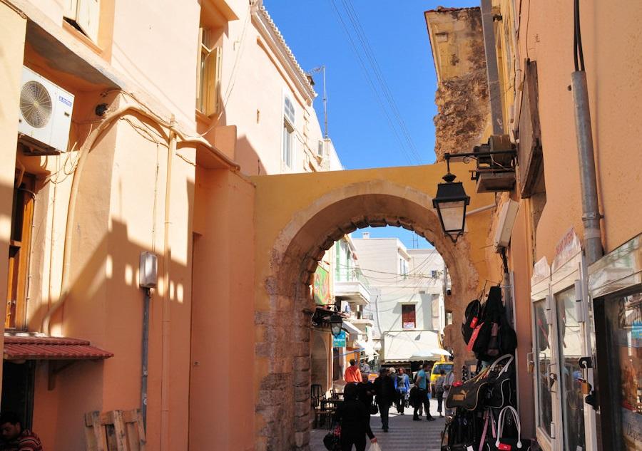 Ворота Гуора в Ретимно