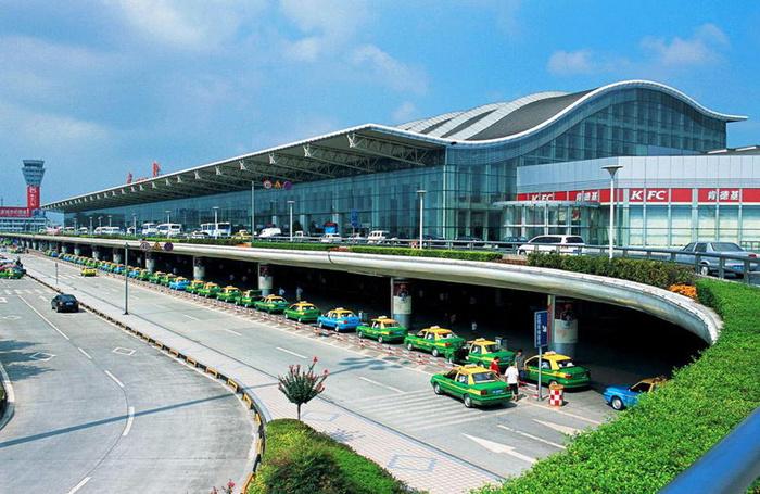 Аэропорт Чэнду