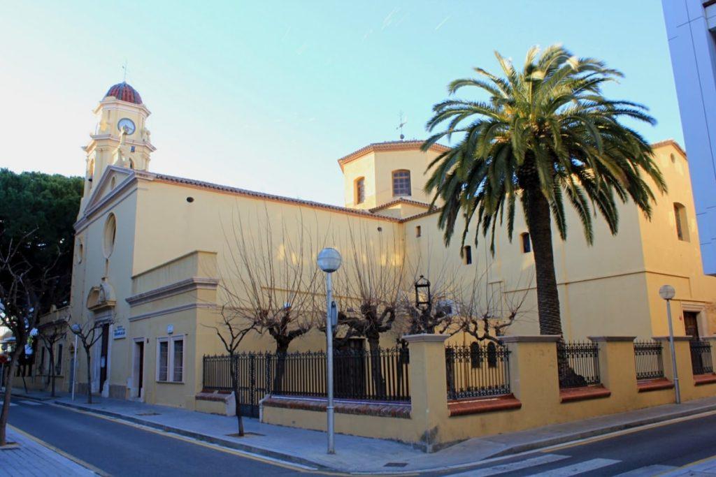 Церковь Санта Мария дель Мар в Салоу