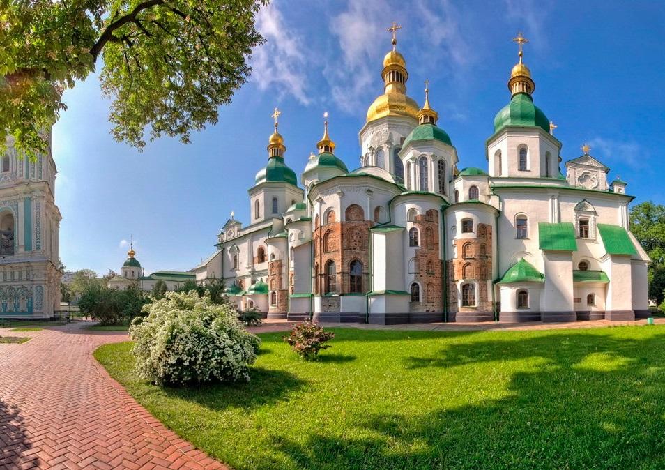 Софиевский собор Киева